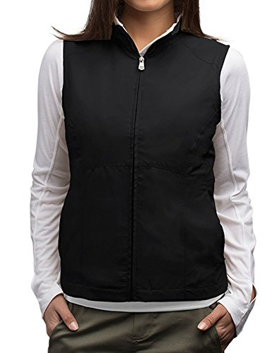 SCOTTeVEST Women's Travel Vest - 17 Pockets Travel Clothing BLK XL