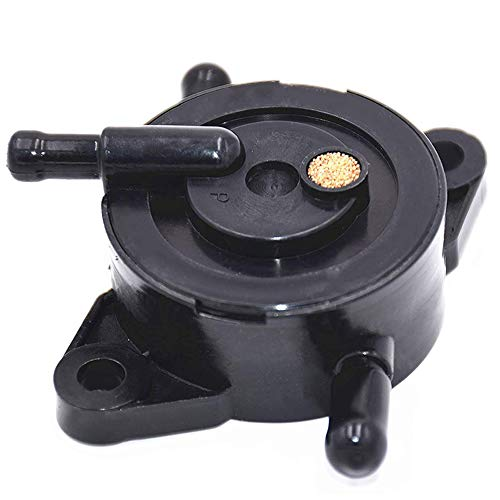 Triumilynn Fuel Pump for Kawasaki 49040-7008 Models FS & FR Series Stens 054-113 Fits John Deere Lawn Mower 647A 657A 667A 652B 636M - 113 Series