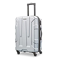 Image of the product Samsonite Checked Medium that is listed on the catalogue brand of Samsonite.