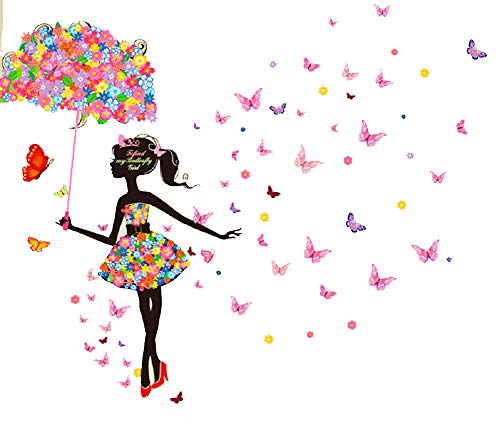 SWORNA Nature Series SN-50 Lovely Flower Girl with Umbrella