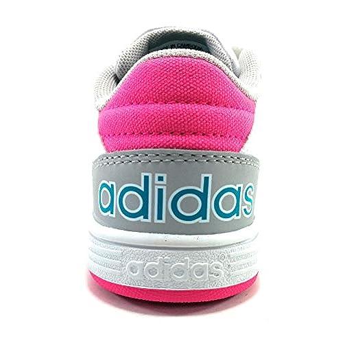 reputable site 51b09 434f3 adidas Hoops CMF Inf Zapatillas Niña Velcros De alta calidad