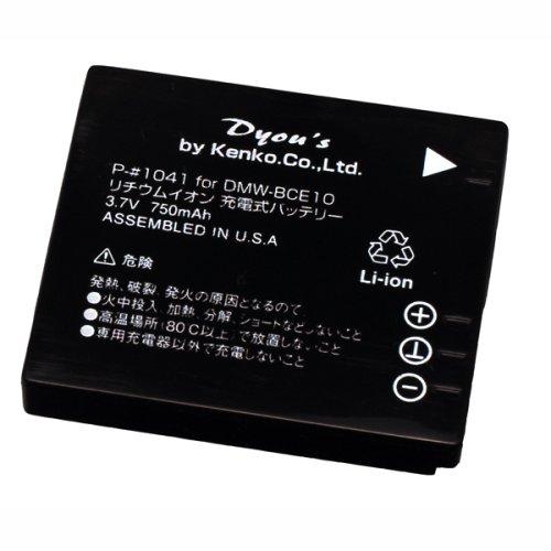 kenko-digital-camera-battery-panasonic-10-vs-dmw-bce-response-lumix-fx30-for-p-1041