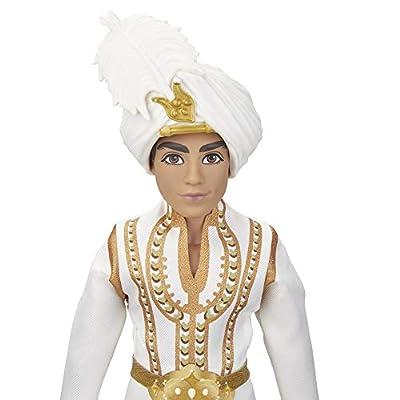 Disney Aladdin Agrabah Collection, 5 Fashion Dolls with Accessories Inspired by Disney's Live-Action Movie, Genie, Aladdin, Princess Jasmine, Dalia, Jafar: Toys & Games
