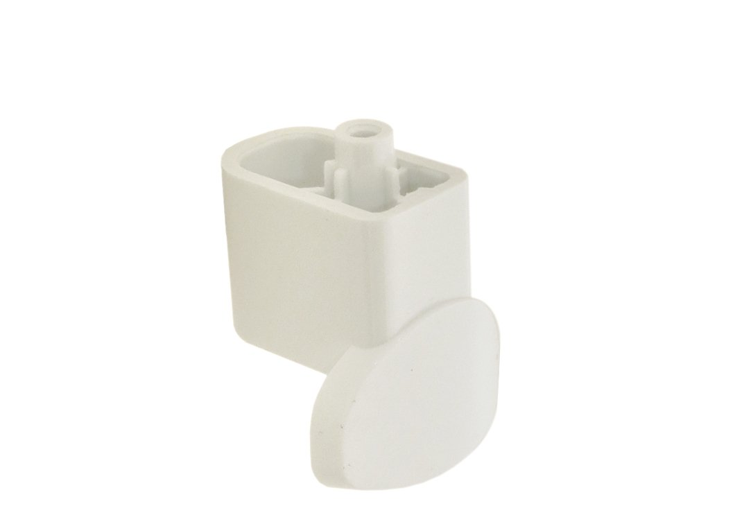 WB06X10943 Handle Support for General Electric Microwave