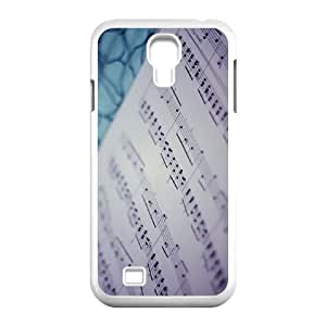 MUSICAL High Quality Cover Case for SamSung Galaxy S4 I9500,Custom MUSICAL Cell Phone Case