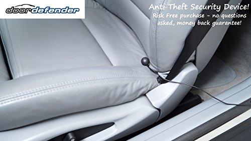 Doordefender - magnetic removable car door protection, van