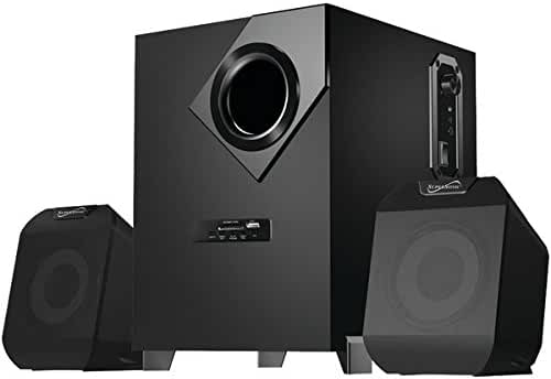 Supersonic SC-1125 Bluetooth Multimedia Speaker System (15W + 5W x 2)