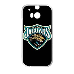 HTC One M8 Phone Case NFL Jacksonville Jaguars Football Personalized Cover Cell Phone Cases GHQ847717