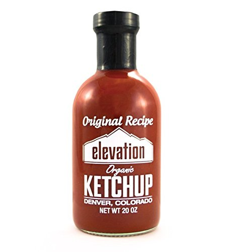 Elevation Pack (Elevation Ketchup - Original Recipe - 3 x 20 Ounce)