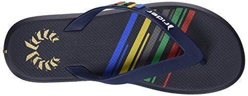 R1 Blue Flops 21724 Olympics Blue Sandals Flip Mens Rider dvqx0ad