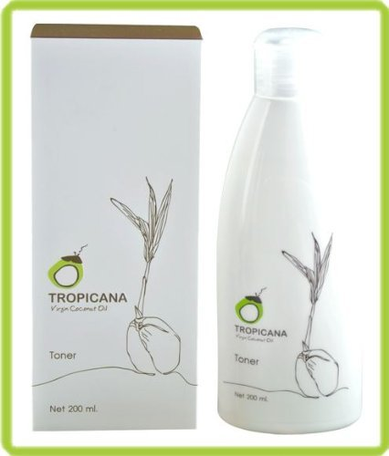 tropicana-virgin-coconut-oil-toner-200ml-product-of-thailand-free-shipping-worldwide-by-tropicana