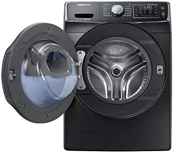 Samsung WF16J6500EV AddWash - Lavadora (60 cm), color negro ...