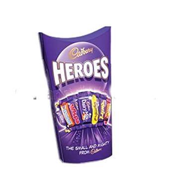Cadbury heroes 185gwholesale grocery item for christmas case of 6 cadbury heroes 185gwholesale grocery item for christmas case of 6 thecheapjerseys Choice Image