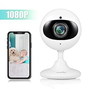Wansview 1080P Caméra de Surveillance, Bluffant pour le prix