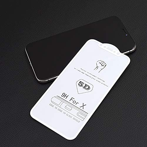 GzPuluz Glass Protector Film 25 PCS 9H 5D Full Glue Full Screen Tempered Glass Film for Galaxy A20
