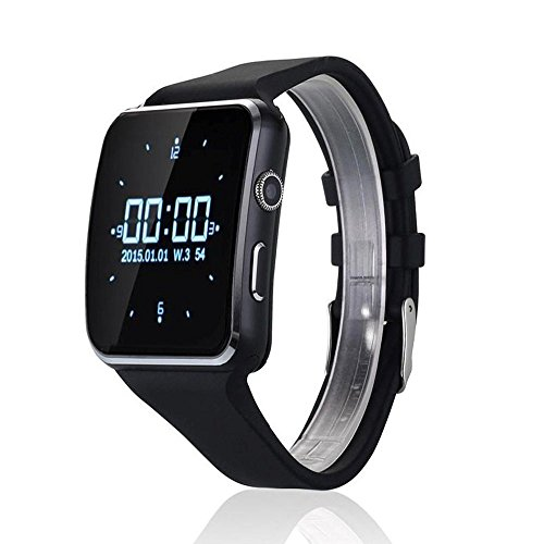 SHANGXIN Bluetooth smart watch, a watch with camera function, communication function, exercise sleep detection function…