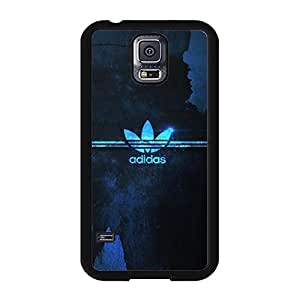 Protective Cover Case Luxury Adidas Logo Phone Case Snap on Samsung Galaxy S5 I9600 Hipster Unique Adidas Pattern Back Cover Case