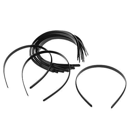 Pixnor Womens Plastic Headbands Headwears