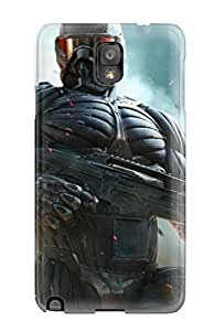 lintao diy New Arrival Cover Case With Nice Design For Galaxy Note 3- Crysis 2 Fps Game