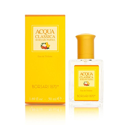 - Acqua Classica by Borsari Parma 1.7 oz Eau de Toilette Spray