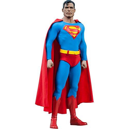 (Sideshow Superman Sixth Scale Figure)