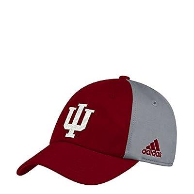adidas Indiana Hoosiers Climalite Adjustable Sideline Hat