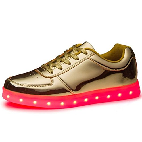 c38 Kids Charging towel Present Hook small LED and JUNGLEST® Loop Unisex USB Sports Shoes Luminous Straps IxZqFYwq