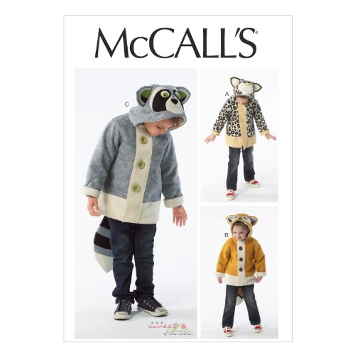 McCall Pattern Company M6828 Childrens