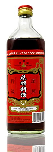 SHAOHSING RICE COOKING WINE 750ML (Golden Brand) - Mirin Cooking Wine
