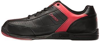 Dexter Men's Ricky Iii Bowling Shoes, Blackred, 6.5 Wide 4