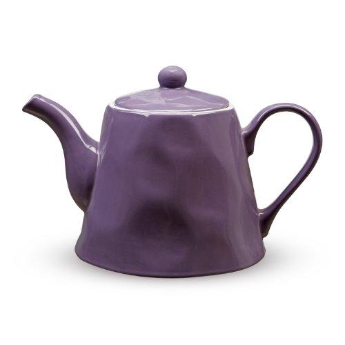 Maxwell & Williams Krinkle Teapot, Purple