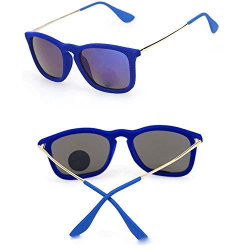 flujo De Uv Y La Azul Novopus Sol Sol Sol Caja Las Gafas qA5aTt