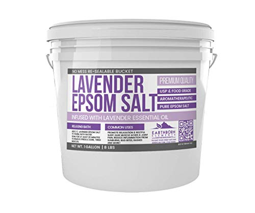 Best Bath Minerals & Salts