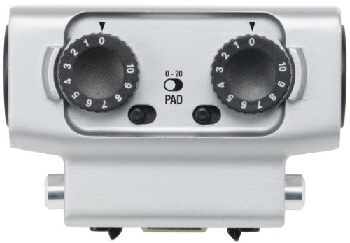(Zoom EXH-6 Dual XLR/TRS Input Capsule for the)