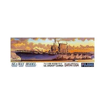 "Fujimi 1/700 U.S. Aircraft Carrier Saratoga"" CV-3"""