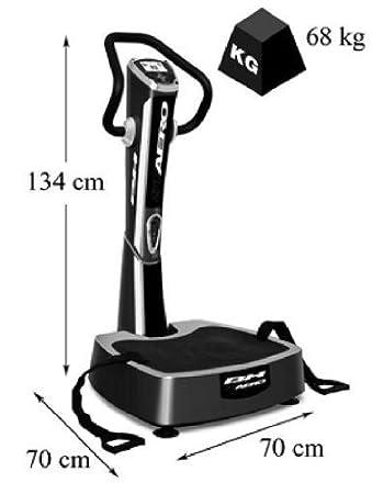 BH Fitness ST Aero Plataforma Vibratoria: Amazon.es: Deportes y aire ...