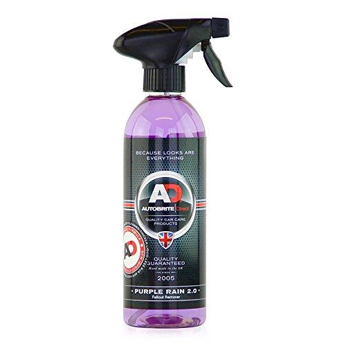 Autobrite Direct Purple Rain Iron Fallout Remover - 2.0, 500ml