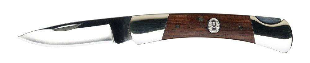 Coleman Trekker II Lockback Rosewood Handle Knife Large