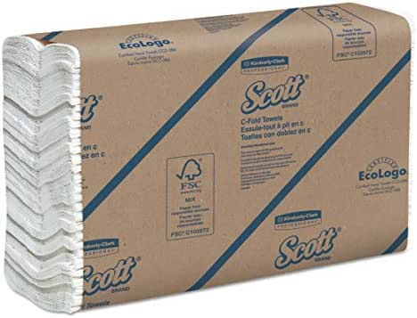 Paper Towels: Scott 100% Recycled