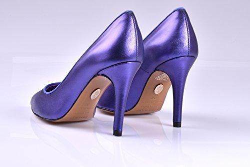 MILAN Fabricado ANNA Gel Mujer 41 Salón Violeta Plantilla Tallas Exclusiva Brillante De Lucero 37 en Colección España de Zapatos para dfnFf6wq
