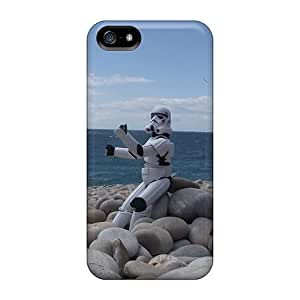 Durable Case For The Iphone 5/5s- Eco-friendly Retail Packaging(stormtrooper)