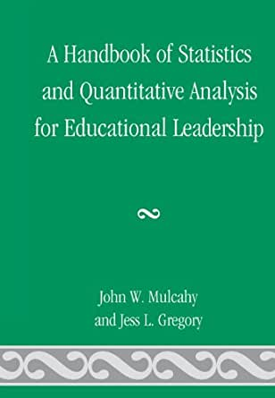 assessment for educational leaders an analysis Analysis included both direct and indirect effects of leadership and because leadership effects are typically modeled as indirect, the marzano studies were more likely to capture how leaders make a difference.