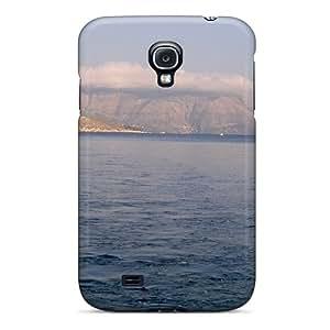 Tpu Fashionable Design Croatian Coastline 2 Rugged Case Cover For Galaxy S4 New