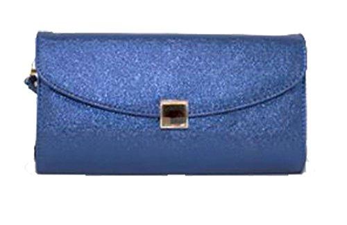 Silver femme Bleu moyen pour Hautefordiva Pochette tUqfExW6