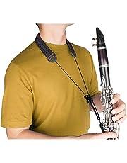 """Protec 22"""" Clarinet Strap Neoprene Neck Pad, Black (NCS2)"""