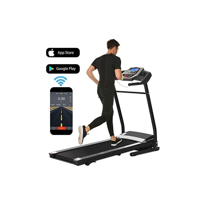Folding Electric Treadmill Incline Motor