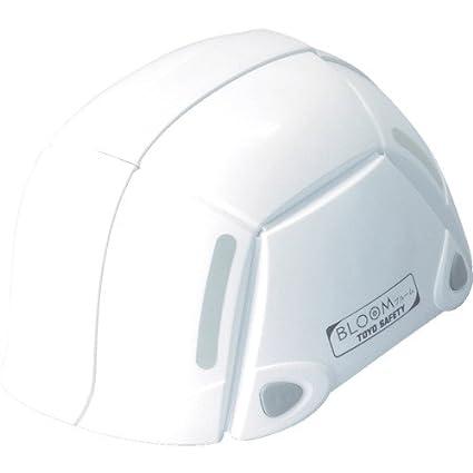 Folding Helmet Bloom Color White