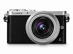 Panasonic LUMIX DMC-GM1KS Mirrorless Digital Camera with 12-32mm Silver Lens Kit