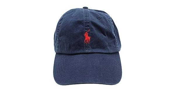 Ralph Lauren - Gorra para Hombre - Azul - Talla única: Amazon.es ...