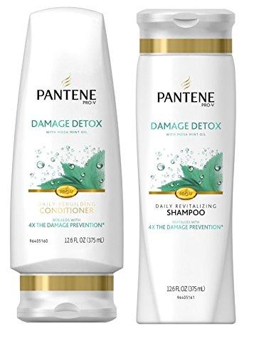Pantene Pro V Shampoo Conditioner Damage